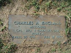 Charles A. England