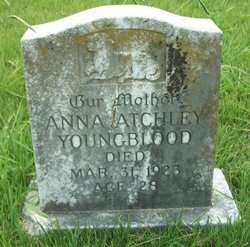 Anna <i>Atchley</i> Youngblood