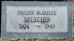 Marian Pauline <i>Blakeley</i> Bruecher