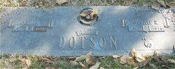 Doris <i>Hagstrom</i> Dotson