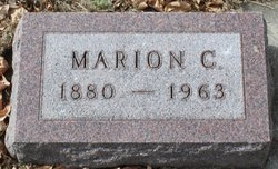 Marion Clarence Dowdell