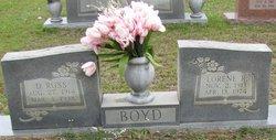 D Ross Boyd