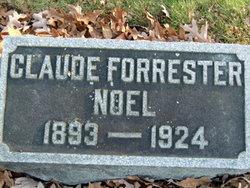 Claude Forrester Noel