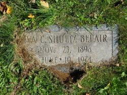 Iva C. <i>Schultz</i> Belair