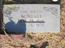 Earl Mathis Bundage