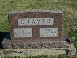 Eva Caroline <i>Pyle</i> Craver