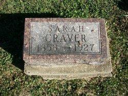 Sarah Elizabeth <i>Watson</i> Craver