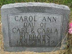 Carol Ann Burrows