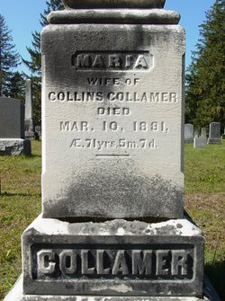 Maria <i>Flagler</i> Collamer