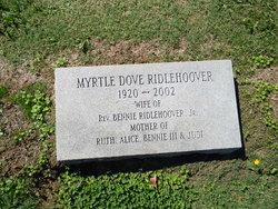 Myrtle <i>Dove</i> Ridlehoover