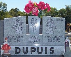 Margie Nell <i>LeBlanc</i> Dupuis