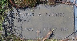 Erastus A. Barnes