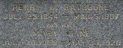Henry Warner Rathbone