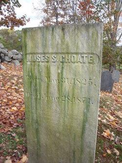 Moses Sawyer Choate