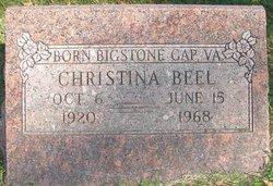 Christina Beel