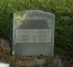 George Alvin Howard