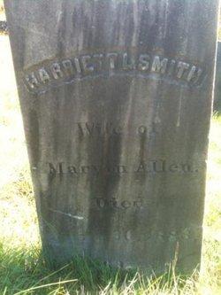 Harriet Lucinda <i>Smith</i> Allen