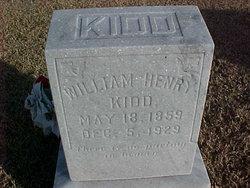 William Henry Asbury Buck Kidd