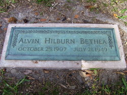 Alvin Hilburn Bethea