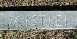 Joseph Alexander Bethel