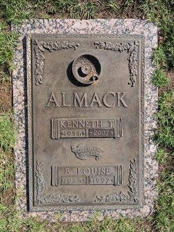B. Louise <i>Lambert</i> Almack