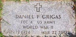 Daniel P Grigas