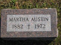 Martha <i>LaRock</i> Austin