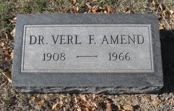 Dr Verl Freeman Amend