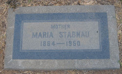 Maria Stabnau