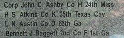 Corp John C. Ashby