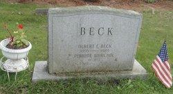 Pauline <i>Warchol</i> Beck