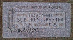 Sue Irene Baxter