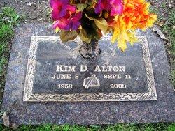 Kim D Alton