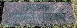 Nettie Jane <i>Shumate</i> Albin