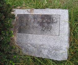 Adam F. Herbig