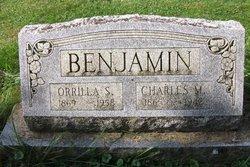 Orrilla S <i>Swingle</i> Benjamin