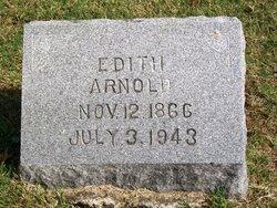 Edith A Arnold