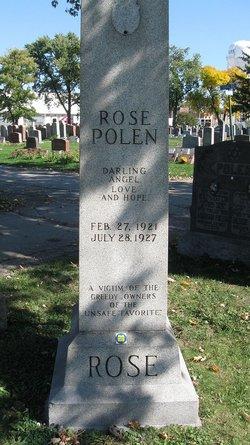 Rose Polen