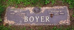 Evelyn M <i>Kohr</i> Boyer