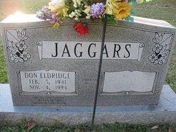 Don Eldridge Jaggers