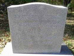 Janice Holt Giles