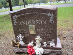 Debra Ann <i>Simmons</i> Anderson