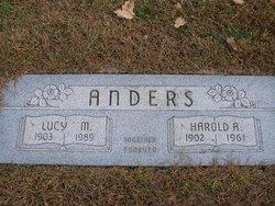 Harold A. Anders