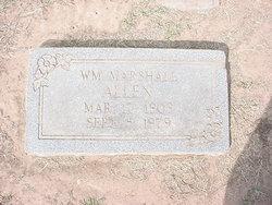 William Marshall Allen