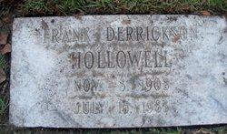 Frank Derrickson Hollowell