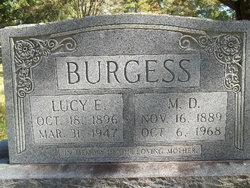 Lucy Etta <i>Rich</i> Burgess
