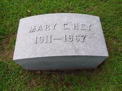 Mary C. <i>Covell</i> Hey