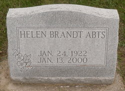 Helen Brandt Abts