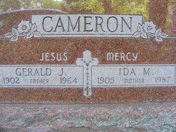 Ida Marguerite <i>Swanson</i> Cameron