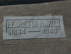 Henrietta Ettie <i>Mull</i> Hawes
